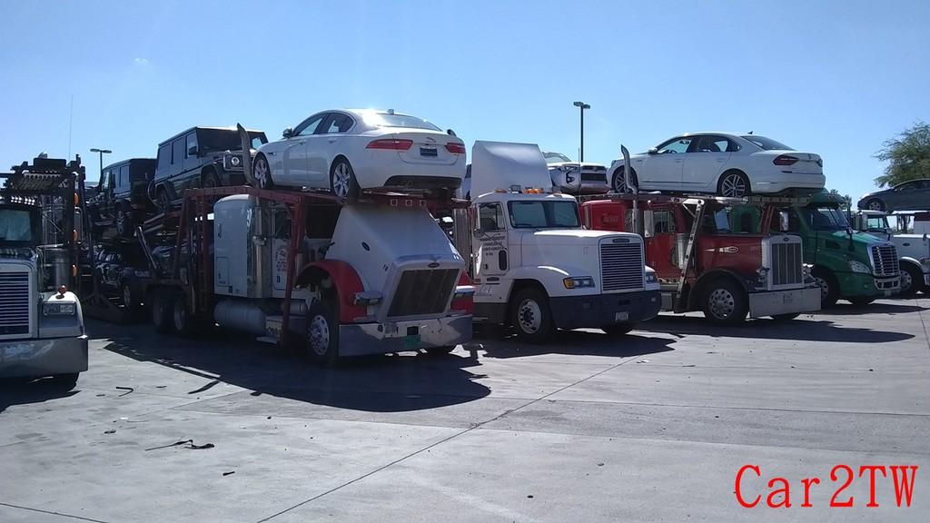 car2tw美國汽車境內運車跨州托運照片
