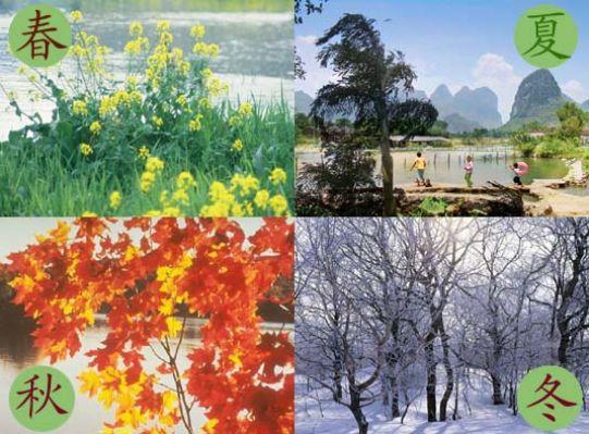 「春夏秋冬」的圖片搜尋結果