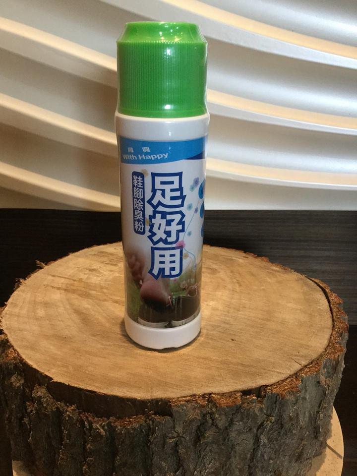 【星の大仁】足好用 鞋腳除臭粉(100G) 茶樹