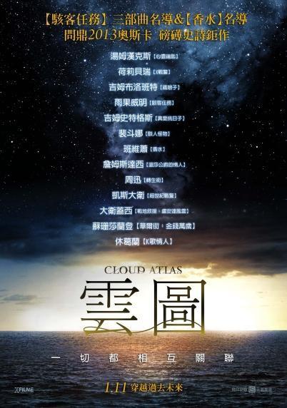 雲圖:穿越過去未來