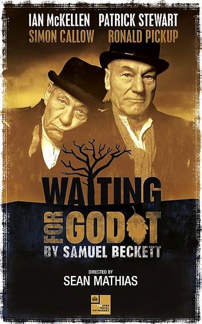演出訊息]等待果陀 Waiting for Godot (倫敦) - 回到史 ...