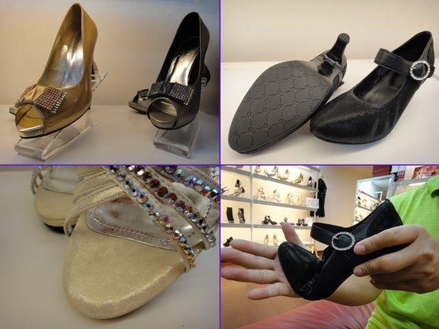 讓妳輕鬆邁向重要時刻 亮眼聚焦的安法婚宴鞋