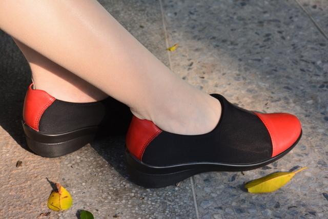 擁有穿襪子般的密合與舒適 W M Sofit休閒鞋