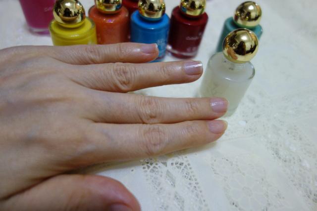 指甲的時尚色計師-好色女人指甲油 繽紛天使心