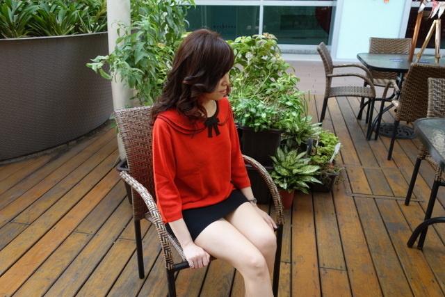 CP值超高的獨具衣格中大尺碼 MIT台灣製針織衫