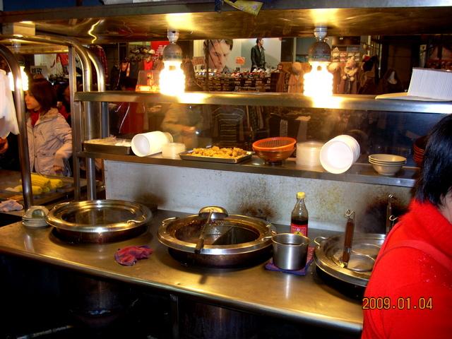 紅辣椒魷魚羹:紅辣椒之黑輪攤之逢甲30年老店