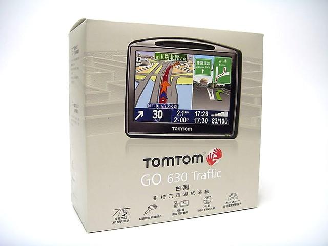 TOMTOM GO 630 Traffic測試報告