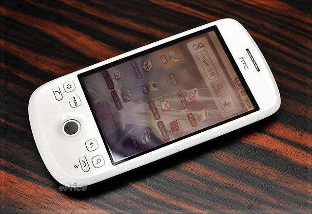 [整理報導]首支中文Android手機 8212;HTC Magic發表!