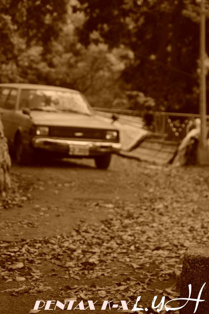 士林有一條不知的步道隨拍