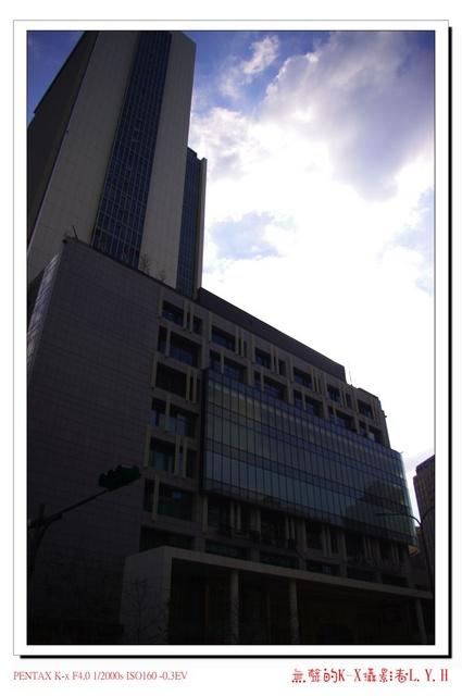 大台北隨意拍照記錄