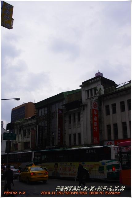 在台北西區走透透