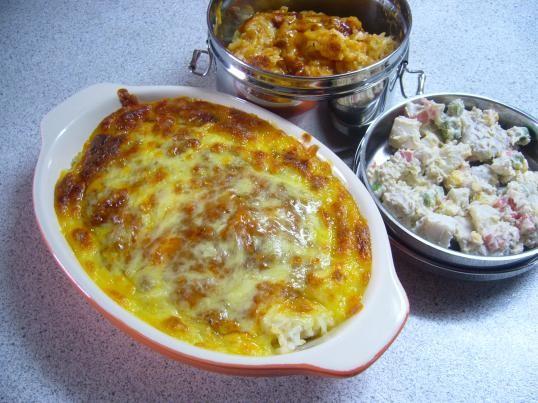 簡易焗烤飯–作法 - 單純樂活‧簡單生活 - PChome 個人 ...