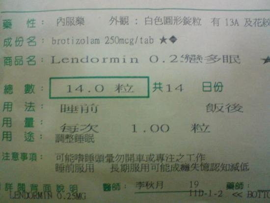 吃了變丁丁 - Lendormin戀多眠@寂月|PChome 個人新聞台  吃了變丁丁...