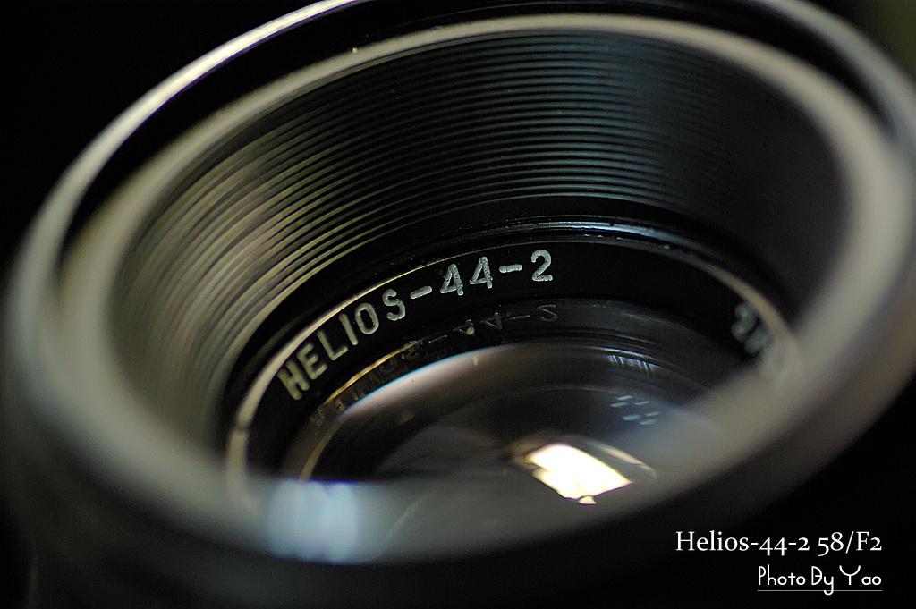 M42 Helios 44-2 58/F2 試拍
