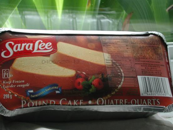 Pound Cake Mp