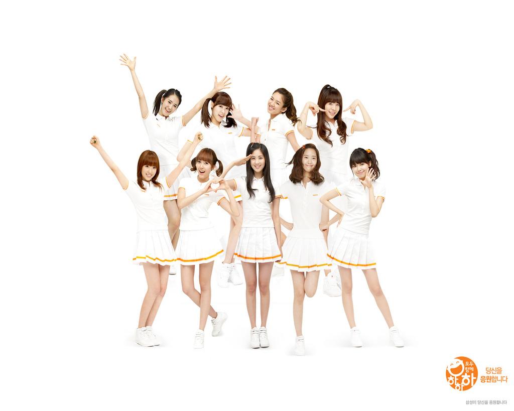 韓國團體 少女時代 Girls Generation 正妹貼圖 Pchome Online 網路家庭 開講