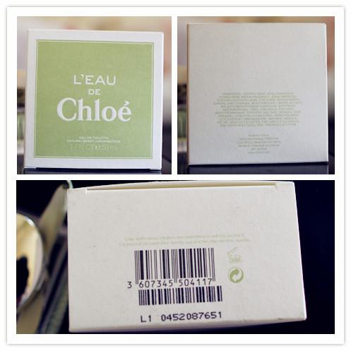 【= ̄ω ̄=邀稿】Chloé克羅埃 L''Eau de Chloe 水漾玫瑰女性淡香水.香氛經典