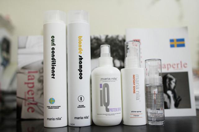 【邀稿】瑞典Laperle專業髮品.卷度導向霜 紫夢幻定色調理乳 IQ能量水 活化柔亮液 活化閃亮精靈