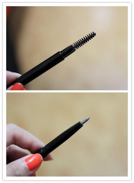 【邀稿】NAF完美持久旋轉眉膠筆.眉型對了就很有型!