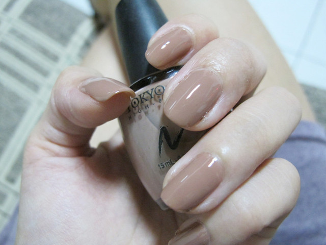 TOKYO STAR專業玩美N系列優質指甲油.指尖的華麗霓裳