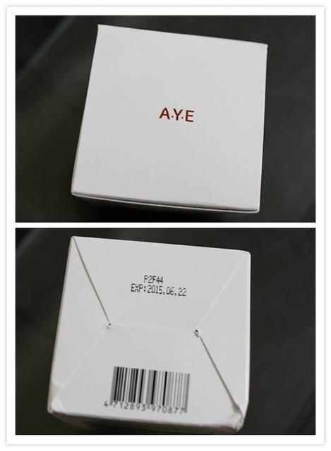 油不得你 A.Y.E反「孔」體驗計劃.A.Y.E淨化爽敷泥