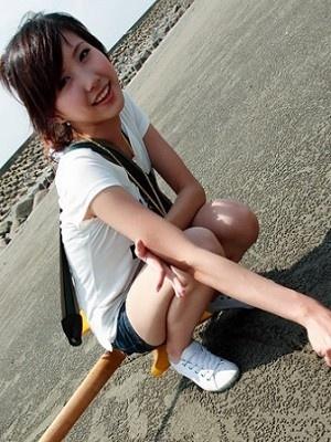 美女吉他手琳琳8