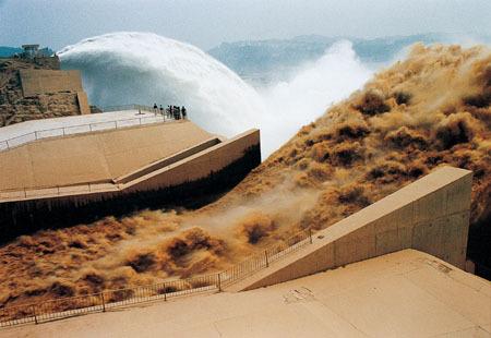 「中國黃河地上懸河」的圖片搜尋結果