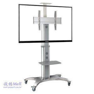 【俊銘Mall】NB AVF1500-60-1P 可移動式液晶電視立架,適用45~70吋電視架(歡迎來電洽詢優惠-可批發/零售)