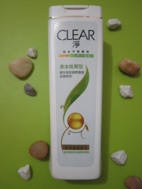 【CLEAR淨】WOMEN去屑洗髮乳 草本抵禦型 - 潔淨止癢好清新
