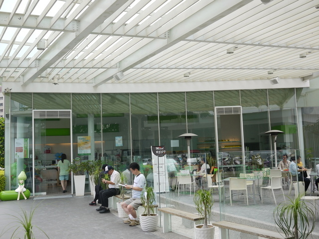 【梨子咖啡館。中科店】玩沙的好去處 - 個人新聞台 - PChome