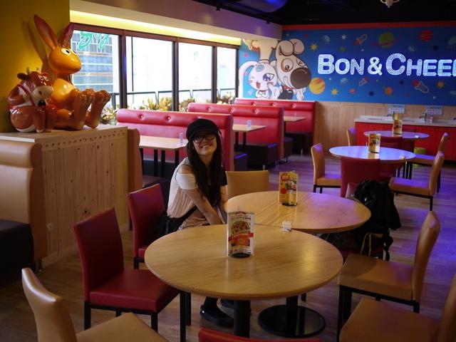 【BON&CHEER'S】棒恰恰親子餐廳&草悟道騎腳踏車- 稀有 ...