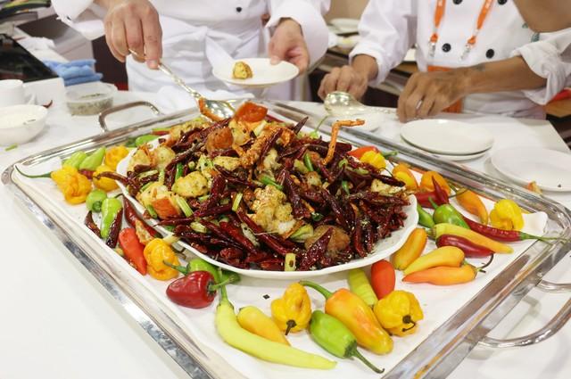 2015台灣美食展,名廚大師講座之二